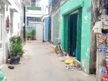 Bán nhà 1 lầu hẻm 2737 đường Phạm Thế Hiển Phường 7 Quận 8