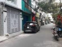 Bán nhà hẻm xe hơi 6m CMT8, P5, Tân Bình.