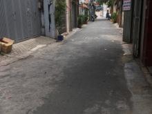 Bán nhà hẻm đường Nhất Chi Mai, P13, Q tân Bình, 4x13m, 1 trệt 2 lầu st, 3PN 3WC