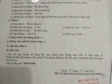 chính chủ bán cắt lỗ căn nhà đường Phạm Văn Bạch giá 5,4 tỷ (TL)