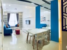 Cho thuê căn  hộ Icon 56 tầng 11 50m2 giá 18 triệu /tháng, nội thất như hình