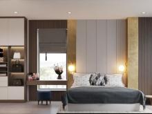 Cho thuê căn hộ Saigon Royal 80m2 2 phòng ngủ trang trí cực đẹp