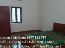 Cho thuê nhà 3 tầng full đồ tại Khu Khả Lễ, Võ Cường, TP.Bắc Ninh