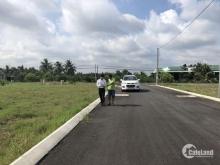 Cần tiền bán gấp đất đối diện KCN Phú An Thạnh, thổ cư 100% - xây tự do, LH 0931044979