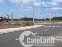 Kẹt vốn bán gấp đất MT ĐT824, đối diện chợ An Thạnh Bến Lức, SHR chỉ 880 triệu/100m2