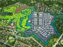 Khu Biệt thự trên đồi trong khu sân Golf Long Thành, 10 triệu x 238m2