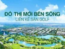 Bán đất nền nhà phố và biệt thự liên kế sổ đỏ trong sân Golf Long Thành. Giá bán 12tr/m2.