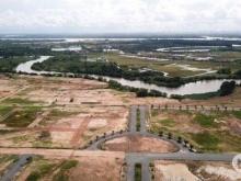 Bán nhanh nền MT 24m, gần khu tiện ích Biên Hòa New City , 19 triệu/m2