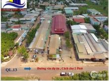 Đất Bán Ngay KCN Chơn Thành 560tr 1.000 m2 Bao Sổ Sang Tên