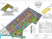 Chính chủ cần bán gấp lô đất ngay KCN Tân Đức-TT Đức Hòa, dt 80m2. Giá chỉ 650tr