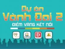 Dự án Vành Đai 2-Đà Nẵng trên quốc lộ 14B. 7tr/m2