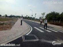 Đất mặt tiền Hồ Văn Tắng, Củ Chi, 990 triệu/nền 90m2, dân cư sầm uất.
