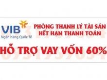VIB THANH LÝ 23 LÔ ĐẤT FULL THỔ CƯ GẦN BX MIỀN TÂY CHỈ 690TR