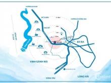 Đất nền dự án LIC CITY thị xã Phú Mỹ giai đoạn 1 giá chỉ 8,5tr/m2