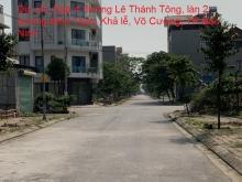 Chính chủ cần bán lô đất vị trí đắc địa tại làn 2 đường Nguyễn Quyền, TP.Bắc Ninh