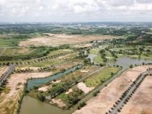 Biệt thự sân Golf Biên Hòa New City, 15 triệu/m2. Ck 18%