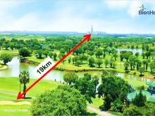 Siêu hot, 2 nền biệt thự góc view sông Biên Hòa New City giá gốc CĐT chỉ 14tr/m2
