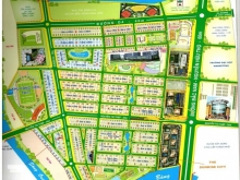 Cần bán gấp đất nền biệt thự 7,5x20 DC HIMLAM KÊNH TẺ QUẬN 7  giá rẻ