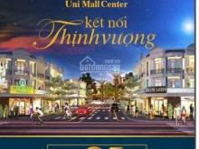 Bán Đất Nền Dự án Uni Mall Center  Thị Xã Thuận An,Tỉnh Bình Dương