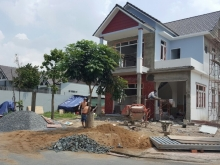 Bán đất thổ cư 100% TT TP Biên Hòa mặt tiền DT 768 gần Cty ChangSin