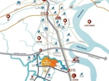 Cần bán nhanh lô đất nền dự án T&T Long Hậu, 100m2. Giá 1 tỷ 230.