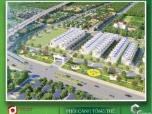 Bán đất Nền Sổ Đỏ The Golden City Long Điền, Giá 10.5r/m2 MT đường Quốc lộ 55