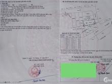Bán đất sổ đỏ 5x12m(nở hậu) gần chợ LẠC Quang, 50m ra đường Trường Chinh,Quận 12