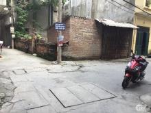 Bán đất đường Nguyễn Hoàng Tôn, Tây Hồ lô góc ngõ rộng ô tô tránh nhau