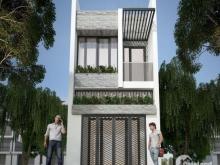 Bán nhà 2 lầu mới đẹp, P.Hóa An, sát CTY Pou Chen 2,3tỷ ngay trung tâm