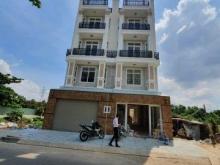 Nhà riêng Bình Thạnh 1 trệt 4 lầu, SHR đã hoàn công. 80m2