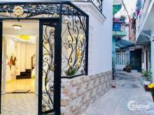NCC bán gấp hẻm ba gác Lê Quang Định, BT, 55m2 chỉ 4,5tỷ