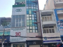 Bán nhà đường Phan Văn Hân, Quận Bình Thạnh ( 6.5m x 19m) 5 tầng. Giá 25 tỷ TL 0905459039