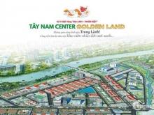 Bán suất đầu tư Dự án Tây Nam Center Bến Lức mặt tiền đường lớn , đất đẹp