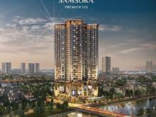 Bán gấp căn 2PN, diện tích: 70m2, giá 1.5 tỷ duy nhất ở dự án Samsora Hà Đông