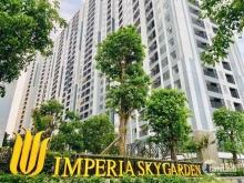 Mua nhà phố sang nhận ngay Iphone xịn, Imperia Sky Garden 423 Minh Khai, giá từ 2,3 tỷ, LH 0372922889