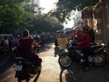 T cần bán lại lô đất còn dư ở Nguyễn Bình