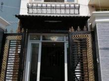 Bán nhà 1 trệt 1 lầu ở Phước Kiểng, Lê Văn Lương, Nhà Bè giá rẻ