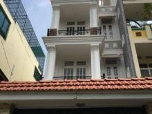 Nhà bán góc 2 MT đường Trần Khắc Chân, P. Tân Định, Q1. 9mx24m, GPXD: H+ 8T, giá 60 tỷ