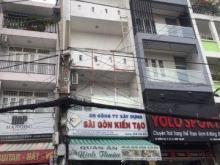 Bán khách sạn Lê Thánh Tôn, Q.1: 9.8m x 20.5m, hầm + 10 tầng, 50 phòng, giá 198 tỷ