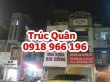Bán gấp nhà Mặt tiền đường Trần Đình Xu - gần Trần Hưng Đạo, Cầu Kho, Q 1, 4.2x14m, giá rẻ 16.5 tỷ