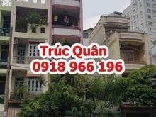 Bán nhà đường Trần Hưng Đạo, Quận 1 ( 4.2m x 13m) 4 tầng. Giá 13.5 tỷ TL 0918 966 196