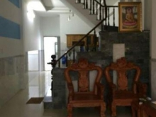 Bán nhà đang cho thuê 12tr/tháng hẻm oto Nguyễn Văn Quá,1.2ty/70m2,LH 0365629315
