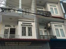 Bán nhà 1 trệt  2 lầu 4x15m giá 4.2 tỷ,  đường 7m Tân Chánh Hiệp 10, P. TCH , Q12.
