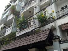 6.3 tỷ có nhà 4 tầng, mặt tiền Trần Quang Diệu ngang 4,3 m