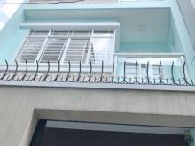 Bán nhà mới 3 lầu hẻm 142 đường Tân Mỹ P.Tân Thuận Tây Quận 7