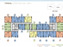 Căn hộ Aurora Residences 1 PN, 1 WC - 50m2 giá chỉ 1,42 tỷ, nhận nhà quý 2/2019, chỉ 2%/tháng