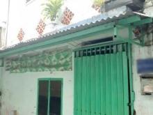 Bán nhà cấp 4 Quận 8 gần mặt tiền đường Hưng Phú Phường 9