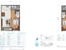 Chính chủ bán căn hộ Safira Khang Điền quận 9 1PN+/49m chỉ 1,55 tỷ rẻ hơn cđt 150tr Lh 0938677909