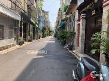 Hẻm Nhựa Xe Tải 6m, Ô Tô Vào Nhà Huỳnh Văn Bánh, 6 Tầng, Phú Nhuận, 9,5 Tỷ.