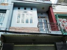 Bán nhà HXH 341 Khuông Việt, DT: 4x12 m2, giá: 5.35 tỷ, P. Phú Trung, Q. Tân Phú